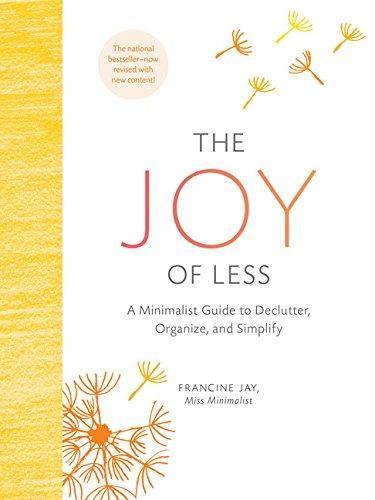 Joy of Less